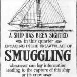 Smugling og andre fortredeligheter