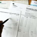 Offentliggjøring av skattelister