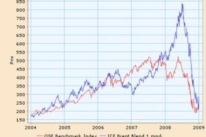 18 finansielle spåkoner og en tigerunge spår 2009